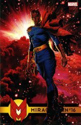 Marvel Comics's Miracleman Issue # 16c