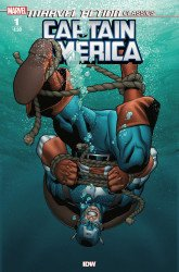 IDW Publishing's Marvel Action Classics: Captain America Issue # 1