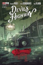 Artists Writers & Artisans's Devil's Highway Issue # 1