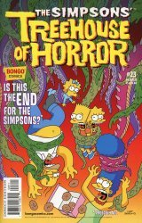 Bongo Comics's Bart Simpson's Treehouse of Horror Issue # 23