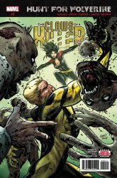 Marvel Comics's Hunt For Wolverine: Claws Of A Killer  Issue # 2