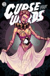 Image Comics's Curse Words Issue # 9