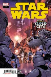 Marvel Comics's Star Wars Issue # 3