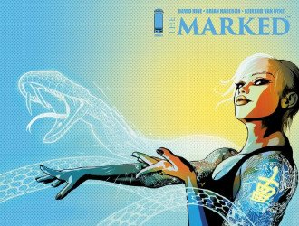 Image Comics's The Marked Issue # 2b