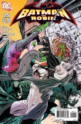 DC Comics's Batman and Robin Issue # 25