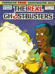 Marvel UK's The Real Ghostbusters Issue # 67