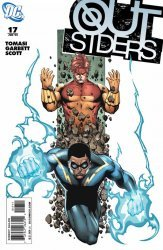 DC Comics's Outsiders Issue # 17