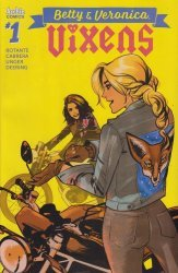 Archie Comics Group's Betty & Veronica: Vixens Issue # 1c