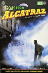 Golden Gate National Parks Conservancy's Escape from Alcatraz: Official Comic Series Issue # 2