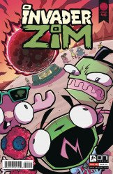 Oni Press's Invader Zim Issue # 45