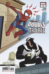 Marvel Comics's Spider-Man & Venom: Double Trouble Issue # 1 - 2nd print