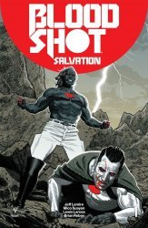 Valiant Entertainment's Bloodshot: Salvation Issue # 1e