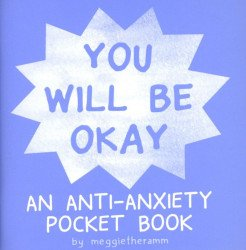 Silver Comics's You Will Be Okay: An Anti-Anxiety Pocket Book Issue # 1