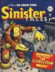 Alan Class & Company's Sinister Tales Issue # 13