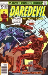 Marvel Comics's Daredevil Issue # 148