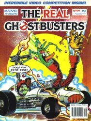 Marvel UK's The Real Ghostbusters Issue # 119