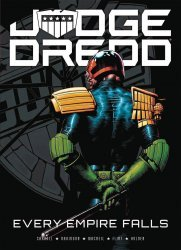 Rebellion's Judge Dredd: Every Empire Falls TPB # 1