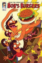 Dynamite Entertainment's Bob's Burgers Issue # 1