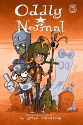 Image's Oddly Normal TPB # 3