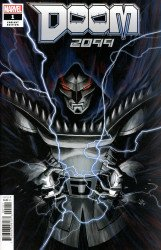 Marvel Comics's Doom 2099 Issue # 1d