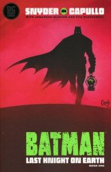 Black Label's Batman: Last Knight on Earth Issue # 1-2nd print