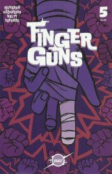 Vault Comics's Finger Guns Issue # 5