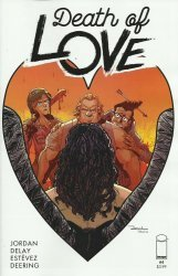 Image Comics's Death of Love Issue # 4