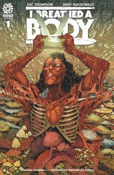AfterShock Comics's I Breathed a Body Issue # 1