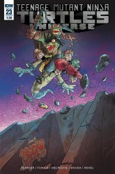 IDW Publishing's Teenage Mutant Ninja Turtles Universe Issue # 23b