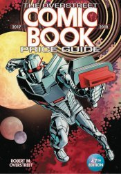 Gemstone Publishing's Overstreet Comic Book Price Guide  TPB # 47c