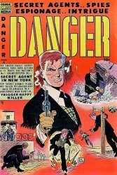 Allen Hardy Associates's Danger Issue # 6