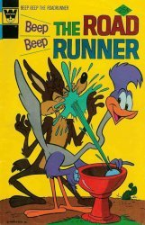 Gold Key's Beep Beep, the Road Runner Issue # 51b