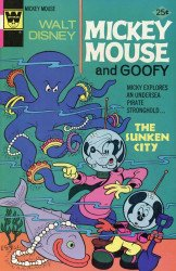 Gold Key's Mickey Mouse Issue # 159whitman