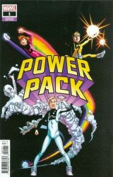 Marvel Comics's Power Pack Issue # 1c