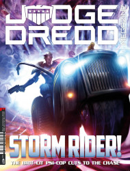Rebellion's Judge Dredd: Megazine Issue # 407