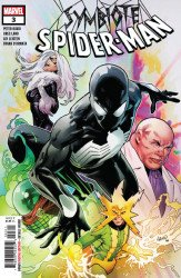 Marvel Comics's Symbiote Spider-Man Issue # 3