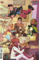 Wonder Comics's Young Justice Issue # 16b