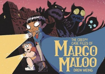 First Second Books's The Creepy Case Files of Margo Maloo TPB # 1