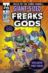 215 Ink's Freaks & Gods: Giant-Sized Issue # 1