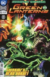 DC Comics's Green Lanterns Issue # 43