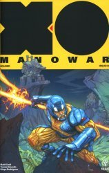 Valiant Entertainment's X-O Manowar Issue # 1b