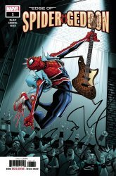 Marvel Comics's Edge of Spider-Geddon Issue # 1