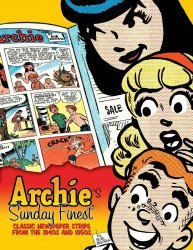 IDW Publishing's Archie's: Sunday Finest  Hard Cover # 1