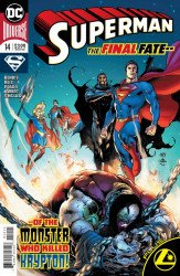 DC Comics's Superman Issue # 14
