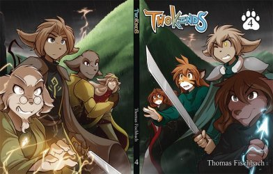 Keenspot Entertainment's Twokinds TPB # 4