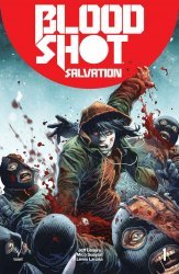 Valiant Entertainment's Bloodshot: Salvation Issue # 1c