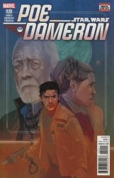 Marvel Comics's Poe Dameron Issue # 20