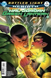 DC Comics's Hal Jordan and the Green Lantern Corps Issue # 11