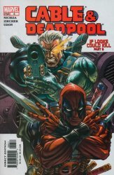 Marvel Comics's Cable & Deadpool Issue # 6