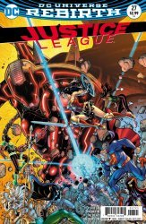 DC Comics's Justice League Issue # 27b